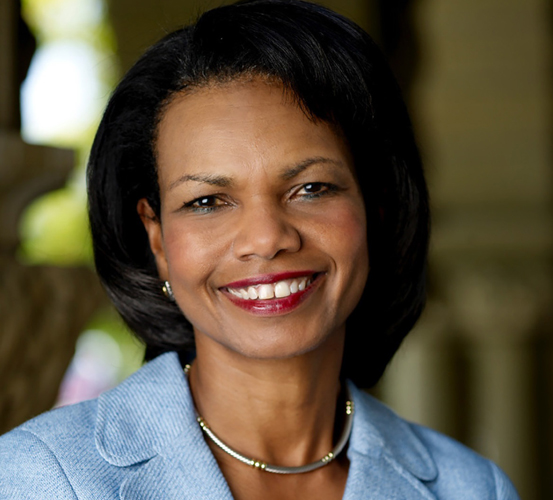 Special Events-Condoleezza Rice